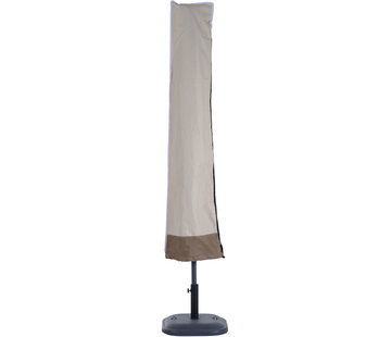 Outsunny Outsunny Afdekhoes parasol waterafstotend beige 300cm