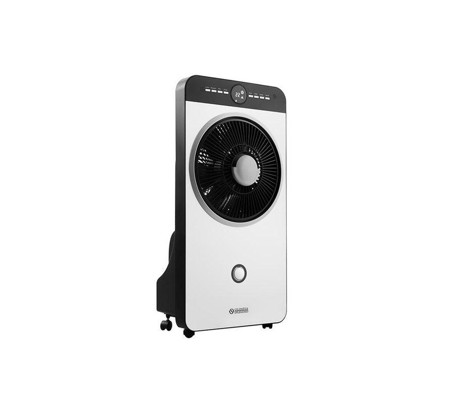 Olympia Splendid Peler chill - Mobiele aircooler incl. timer en afstandsbediening 80 Watt 2 L max. 30 m²