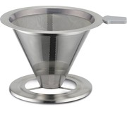 Generic Permanent koffiefilter 2-laags RVS