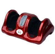 HOMCOM HOMCOM Voetmassageapparaat reflexzonemassage met afstandsbediening rood