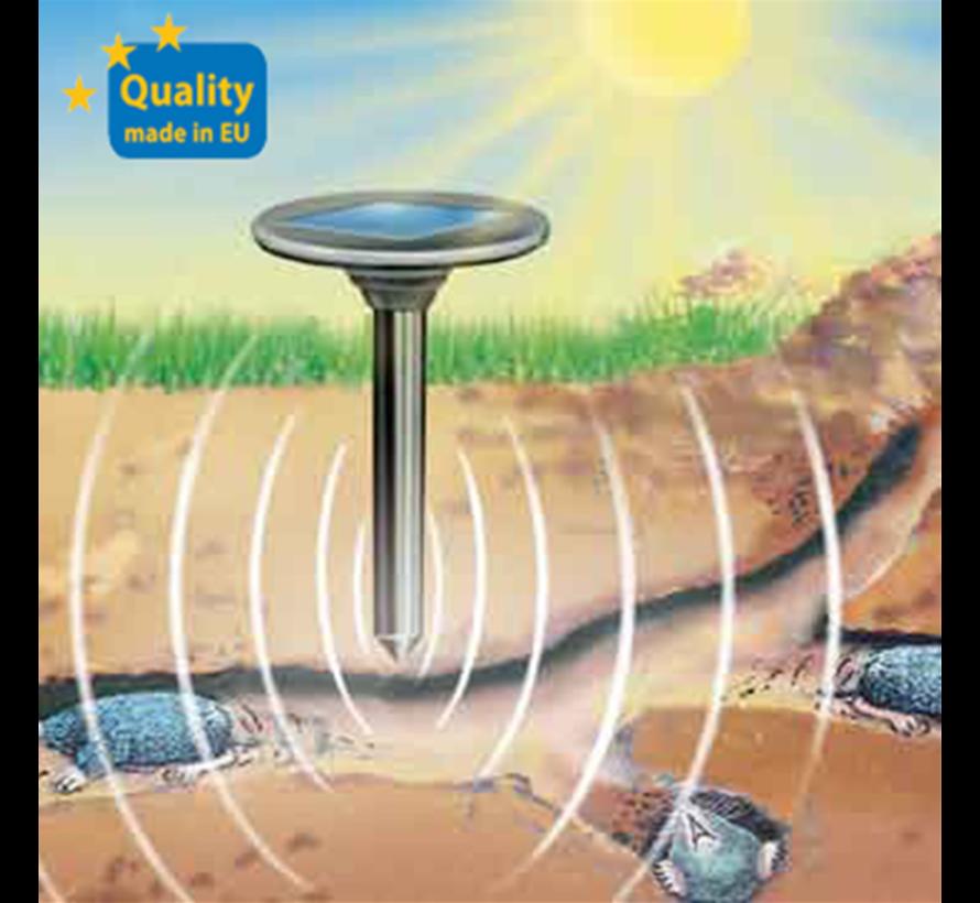 Plein Air ultrasone mollenverjager 400-1000 Hz - 625m²