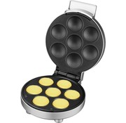 Royalty Line Royalty Line Cupcake Maker 7 cupcakes - Zilver