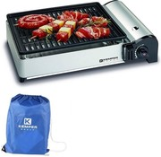Kemper Kemper draagbare smart gas barbecue Tafelbarbecue Campingkooktoestel