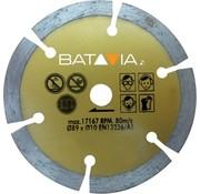 Batavia Batavia Mad Maxx - Diamantzaagblad