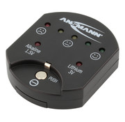 Ansmann Ansmann Batterij tester voor alkaline en lithium batterijen