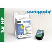Compedo Compedo Printercartridge voor HP 351XL/CB338EE, kleur