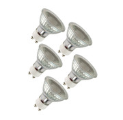 Ludeco Ludeco LED lampen 3,5W GU10 warm wit 5 stuks