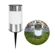 Generic LED solar tuinverlichting met grondspies