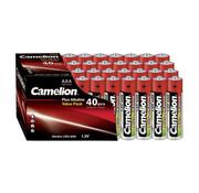 Camelion Camelion Akaline Micro (AAA) Plus batterijen 40 stuks