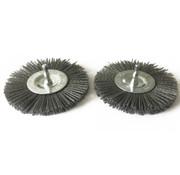 Güde Güde Vervangende nylon borstels voor voegenreiniger GRF 401, 2 stuks