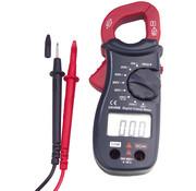 Wetekom Wetekom Multimeter met klem 600V voor AC en DC