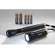 Duracell Duracell LED-zaklampen set, 2 stuks, met batterijen