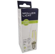 Müller-Licht Müller Licht Retro LED-druppellamp, 2,5 W, E27, warmwit