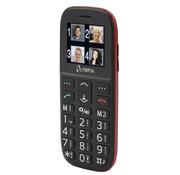 Olympia Olympia Mobiele telefoon Bella met extra grote toetsen en handige fotosneltoetsen