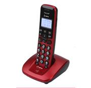 Olympia Olympia Draadloze DECT-telefoon, rood