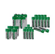 Camelion Camelion Zink-koolstofbatterij-besparingsset - 28 stuks