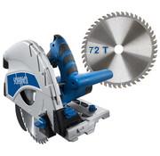 Scheppach Scheppach Invalzaag PL75 - 210mm | 1600W | Zaagblad 1x 36T + 1x 72T