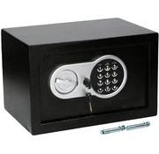 Safe Alarm Safe Alarm Elektronische kluis - Staal - 20 x 19,5 x 30,5 cm