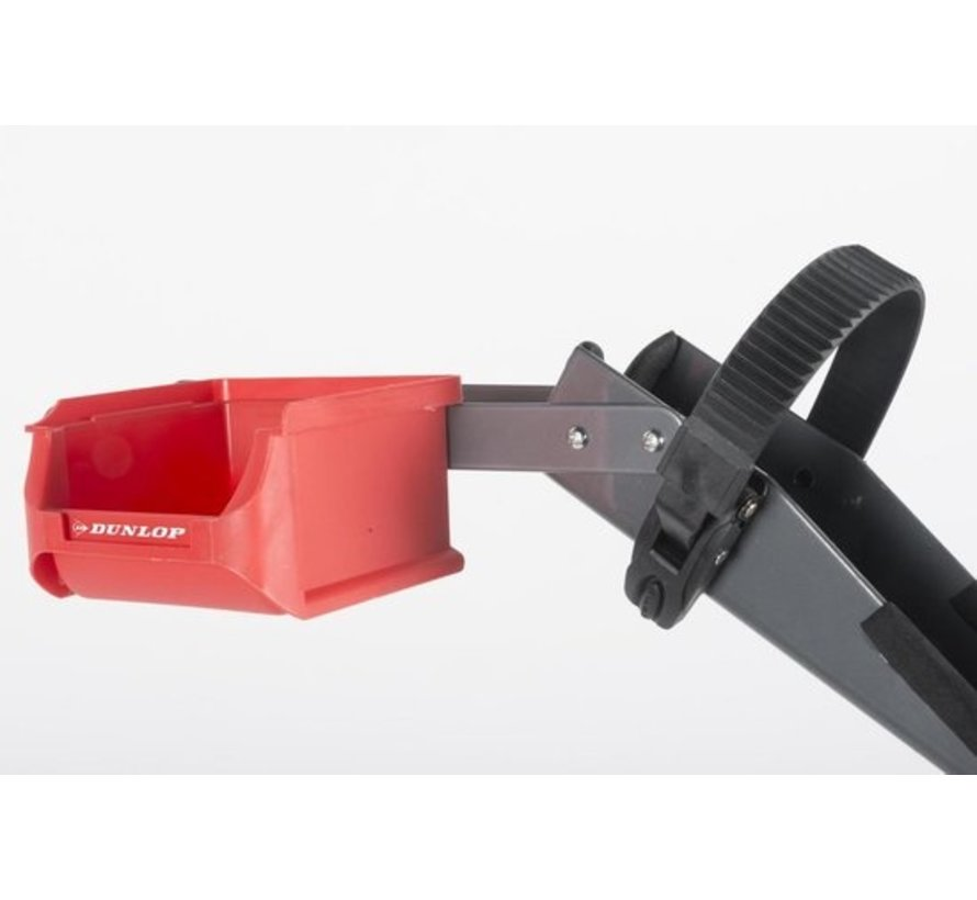 Fietsreparatiestandaard 90-105 cm - 20 kg - Metaal