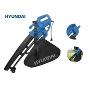 Hyundai Hyundai 3-in-1 bladblazer 3000W - versnipperaar - zuiger - vacuüm - 35L