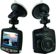 Denver Denver Dashboard camera met 2,4 LCD-scherm, HD-video en houder