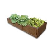 Generic Multifunctionele plantenbak flexibel & uitbreidbaar set 4 stuks