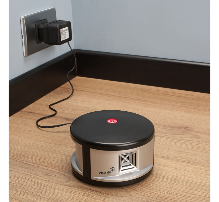 Plein Air Ultrasone niet schadelijke ongedierte verjager 360° - 20-45 kHz - 200m²