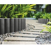 Cellfast Palisade Standard antraciet 25,5 cm x 2,3 m