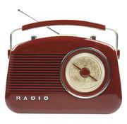 Wetekom Wetekom Draagbare kofferradio
