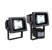 Wetelux Wetelux LED-schijnwerper met PIR-bewegingssensor 10W 650lm