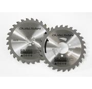 MediaShop MediaShop Universele zaag 115 mm Dual Saw CS 450 (866116), 2 stuks
