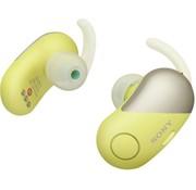 Sony Sony WF-SP700N - True Wireless sportoordopjes met Noise Cancelling - geel