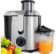 Deuba Deuba Juicer- sapcentrifuge- Voor groenten en fruit - Roestvrij staal 1100W