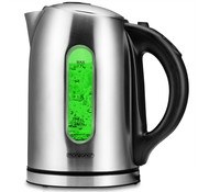 Monzana Monzana Elektrische waterkoker - 1,7 L Capaciteit - LED kleurverandering