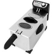 Deuba Deuba Elektrische friteuse - 2200W - 3L