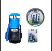 Kinzo Güde Dompelpomp GS 4000 met Pro garden tuinslang - 20M en sproeikopset - 7 functies - 4-delig