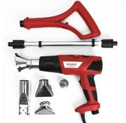 Deuba XXL 3in1 Onkruidverdelger, heat gun, grill lighter