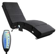 Casaria Casaria Lounger met massage- & verwarmingsfunctie INCLUSIEF afstandsbediening