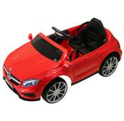 HOMCOM HOMCOM Elektrische kinderauto Mercedes Benz AMG rood