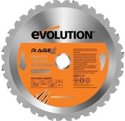 Evolution Evolution Zaagblad multifunctioneel - 185mm