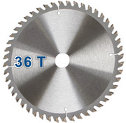 Scheppach Scheppach Zaagblad 36T - Geschikt voor de  PL75 - 210mm