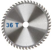 Scheppach Zaagblad 36T - Geschikt voor de  PL75 - 210mm