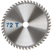 Scheppach Scheppach Zaagblad 72T - Geschikt voor de PL75 - 210mm