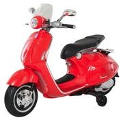 Vespa Vespa 946 Primavera GTS Elektrisch voertuig 12V  - Kinderscooter met MP3-muziek verlichting 3-6 jaar - Rood