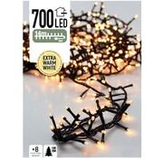 Koopman Kerstboomverlichting 14 Meter warm wit - 700led voor binnen en buiten
