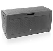 Deuba Deuba Opbergbox Rato grijs 119x48x60cm