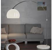 Deuba Deuba Staande booglamp -220cm verstelbaar met marmeren voet