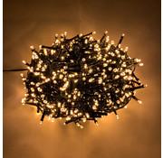 Koopman Kerstboomverlichting  11m warm wit - 560led voor binnen en buiten