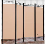 Casaria Casaria Scherm roze  180x163cm