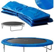 Monzana Monzana Veerhoes trampoline blauw Ø183cm